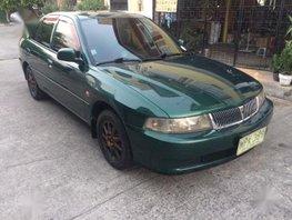 Sell 2nd Hand 2001 Mitsubishi Lancer Manual Gasoline at 90000 km in Cebu City