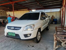 2nd Hand Kia Sportage 2010 at 45000 km for sale in Talisay