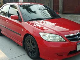Selling Honda Civic 2004 Manual Gasoline in Caloocan