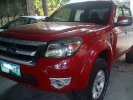 Selling 2nd Hand Ford Ranger 2010 in Cainta