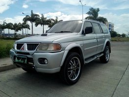 Selling 2nd Hand Mitsubishi Montero 2007 Automatic Diesel