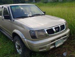 Nissan Frontier 2003 Manual Diesel for sale in Samal