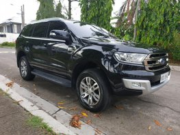 Selling Ford Everest 2017 Automatic Diesel in Metro Manila
