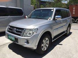 Selling 2nd Hand Mitsubishi Pajero 2013 at 58000 km in Pasig