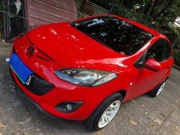 Selling Mazda 2 2012 Manual Gasoline in Quezon City