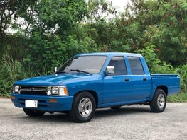 Toyota Hilux 1997 Automatic Gasoline for sale in Parañaque