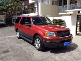 Selling 2nd Hand Ford Expedition 2004 in Quezon City