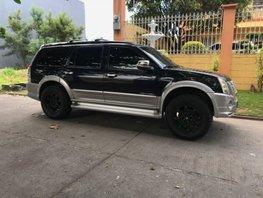 Selling Isuzu Alterra 2008 Automatic Diesel in Quezon City