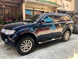 2nd Hand Mitsubishi Montero Sport 2013 Automatic Diesel for sale in Pasig