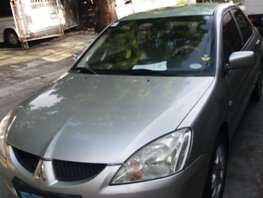 Mitsubishi Lancer 2005 Manual Gasoline for sale in Cainta