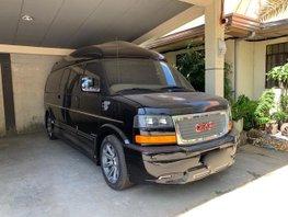 Black 2019 Gmc Savana at 1000 km for sale in Makati