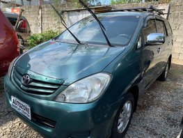 Sell Green 2010 Toyota Innova Manual Diesel in Isabela