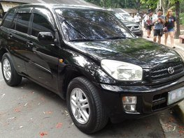 Selling 2nd Hand Toyota Rav4 2003 at 80000 km in Quezon City