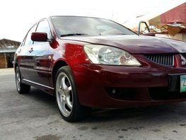 Selling Mitsubishi Lancer 2005 Automatic Gasoline in Cainta