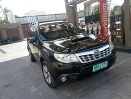 Subaru Forester 2012 Automatic Gasoline for sale in Las Piñas