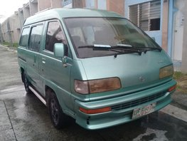 Selling Toyota Lite Ace 1996 Manual Gasoline in Angeles