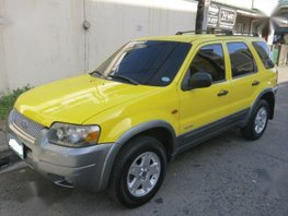 Ford Escape 2006 Automatic Gasoline for sale in Makati