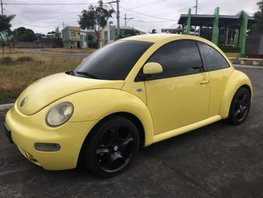 Selling 2nd Hand Volkswagen Beetle 2000 at 80000 km in Imus