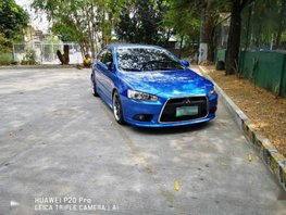 Sell 2nd Hand 2012 Mitsubishi Lancer Ex Automatic Gasoline at 28000 km in Las Piñas