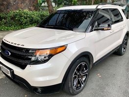 2014 Ford Explorer for sale in Taguig