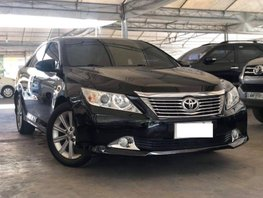 Selling Toyota Camry 2014 Automatic Gasoline in Makati