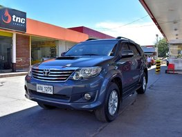 Selling Toyota Fortuner 2013 in Lemery