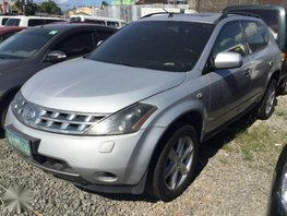 2nd Hand Nissan Murano 2006 at 40000 km for sale