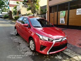 Selling 2nd Hand Toyota Yaris 2017 at 14500 km  in Quezon City