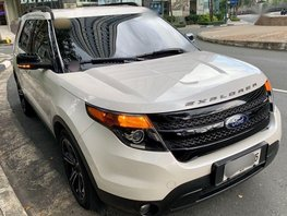 2nd Hand Ford Explorer 2015 for sale in Taguig