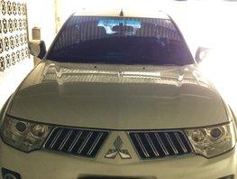 White 2012 Mitsubishi Montero Automatic Diesel for sale