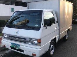 White 2012 Mitsubishi L300 for sale in Quezon City