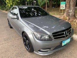 Mercedes-Benz C200 2010 Automatic Gasoline for sale in Quezon City