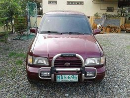 2nd Hand Kia Sportage 1997 Automatic Gasoline for sale in Mabalacat