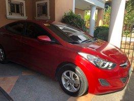 Hyundai Elantra 2013 Automatic Gasoline for sale in Parañaque