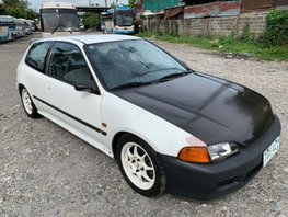 2nd Hand Honda Civic 1992 Hatchback Manual Gasoline for sale in Parañaque