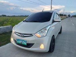 Hyundai Eon 2013 Manual Gasoline for sale in Quezon City