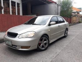 Like New Toyota Corolla Altis 2001 for sale in San Pablo