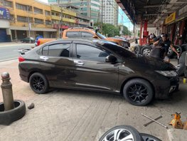 Selling 2nd Hand Honda Civic 2016 Automatic Gasoline at 40000 km in Caloocan