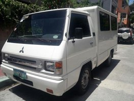 Selling 2nd Hand Mitsubishi L300 2012 at 90000 km in Quezon City