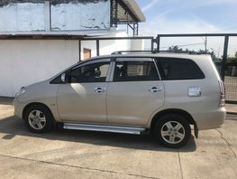 2nd Hand 2008 Toyota Innova Automatic Diesel for sale