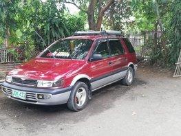 Selling Mitsubishi Space Wagon 1995 Manual Gasoline in Tuy