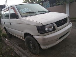 2nd Hand Mitsubishi Adventure 2001 Manual Diesel for sale in San Mateo