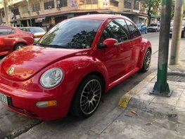 Volkswagen New Beetle 2004 Automatic Gasoline for sale in Makati