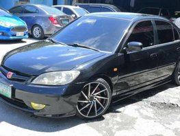 2nd Hand Honda Civic 2005 Automatic Gasoline for sale in Caloocan