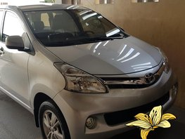 2nd Hand 2014 Toyota Avanza at 70000 km for sale