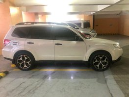 2nd Hand Subaru Forester 2010 for sale in Manila