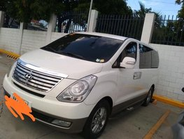 Hyundai Starex 2015 Manual Gasoline for sale in Quezon City