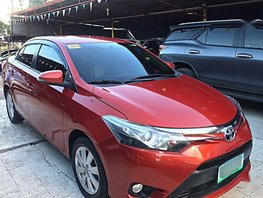 Selling 2nd Hand Toyota Vios 2013 in Mandaue