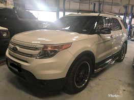 Selling 2nd Hand Ford Explorer 2012 Automatic Gasoline at 30000 km in Mandaue