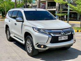 Selling Mitsubishi Montero Sport 2017 Automatic Diesel in Cebu City